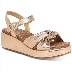 Circus by Sam Edelman Stephanie Wedge Sandals 10